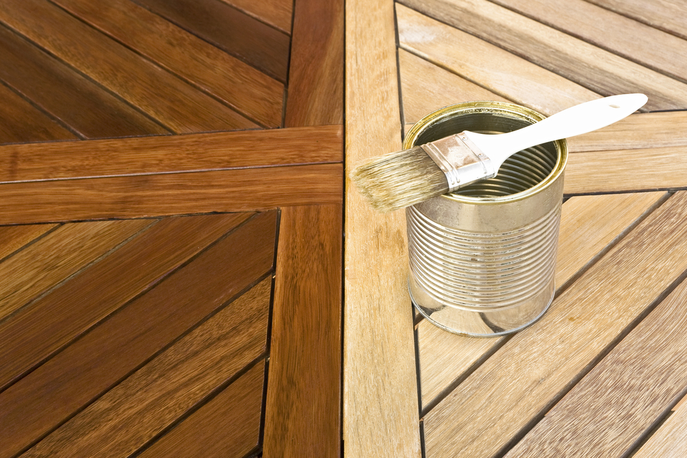 Exterior Wood Staining With Fred Fred Home Improvement