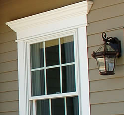 Advantages Of Pvc Trim Fred Home Improvement Dc Md Va