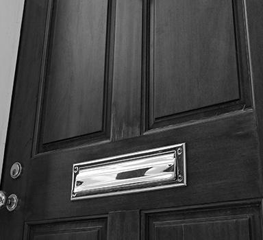 Installing an Exterior Door